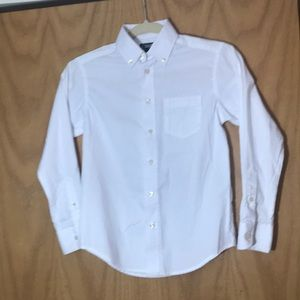 CHAPS shirt for kids size 8, used
